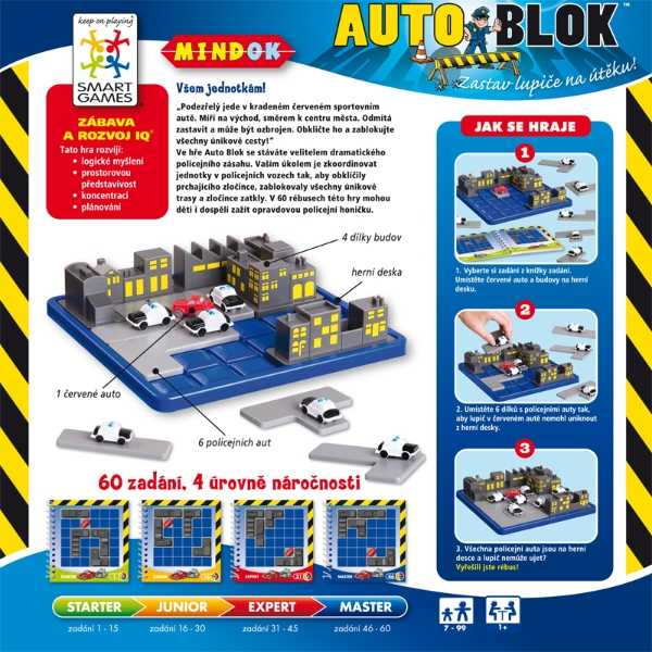 Smart Auto Blok rozšírenie