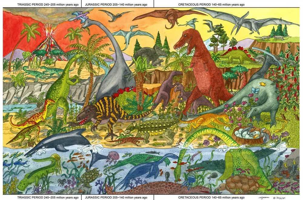 Bigjigs Toys dřevěné hračky - Puzzle dinosauři 96 dílků