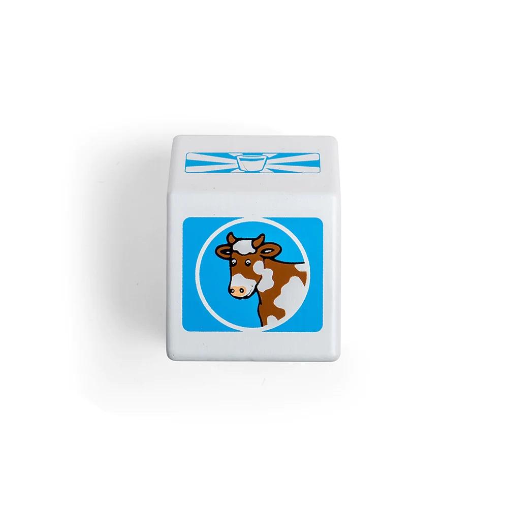 Bigjigs Toys dřevěné potraviny - Mléko 1ks