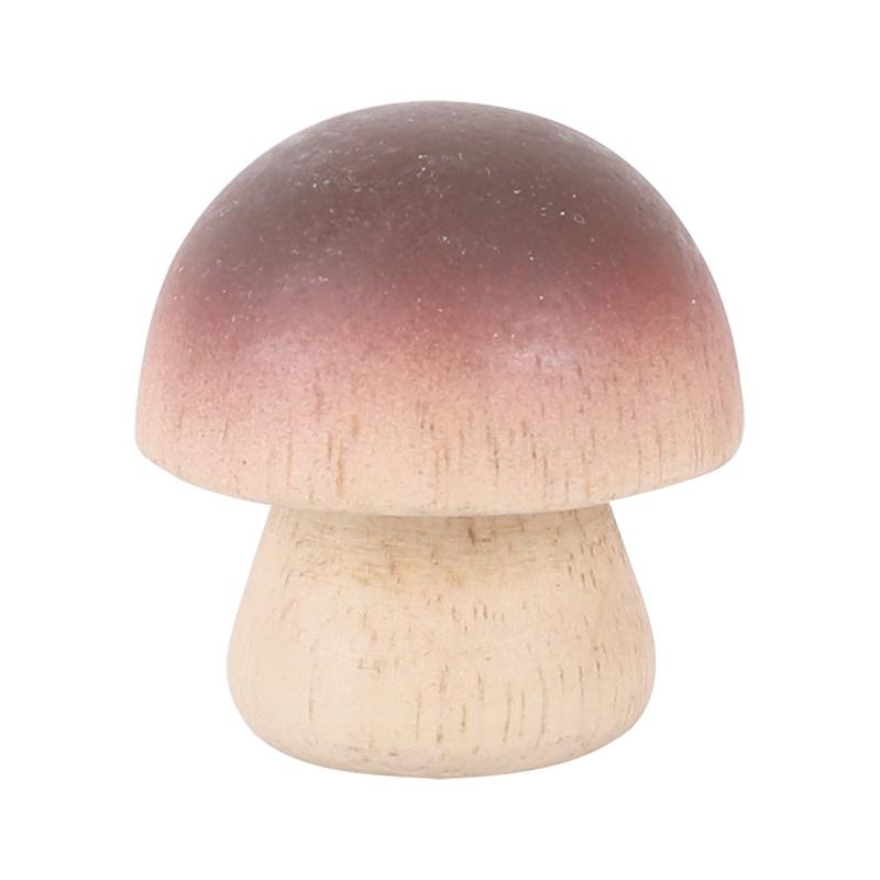 Bigjigs Toys dřevěné potraviny - Hříbek 1ks