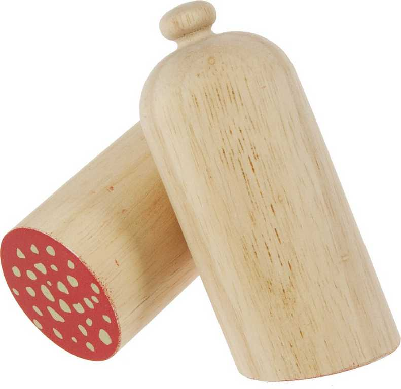 Bigjigs Toys dřevěné potraviny - Salám 1ks