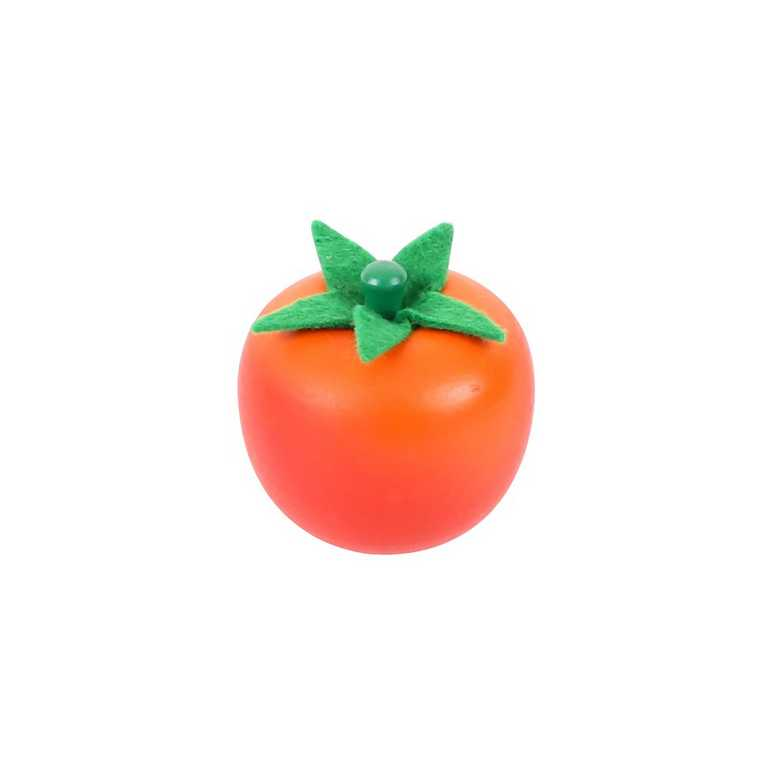 Bigjigs Toys dřevěné potraviny - Rajče