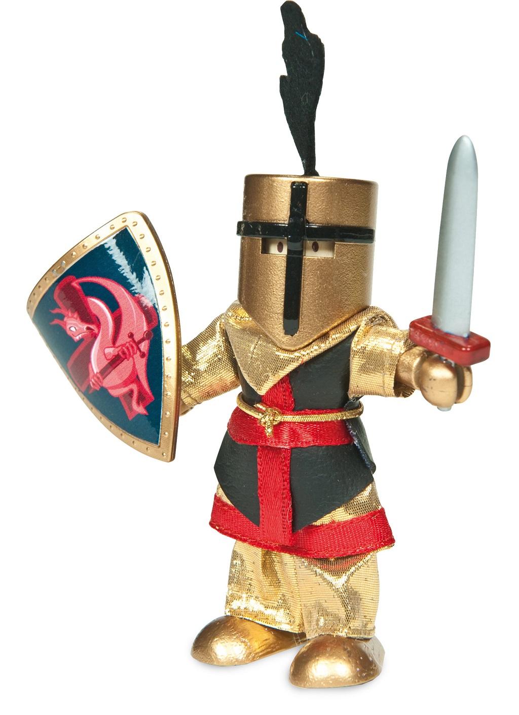 Le Toy Van postavička - Zlatý rytíř Sir Ingot