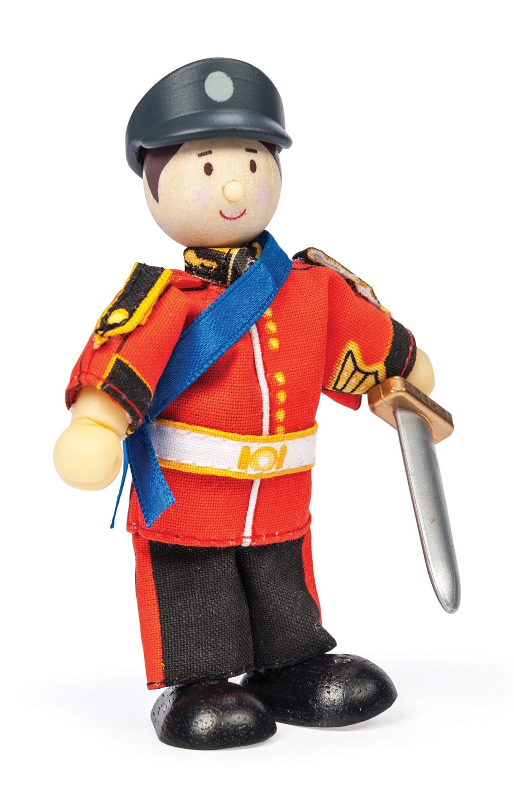 Le Toy Van postavička - Princ Anglie