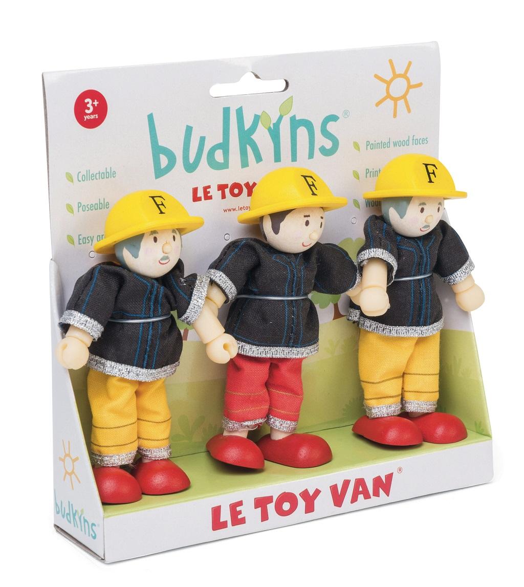 Le Toy Van postavička - Hasiči