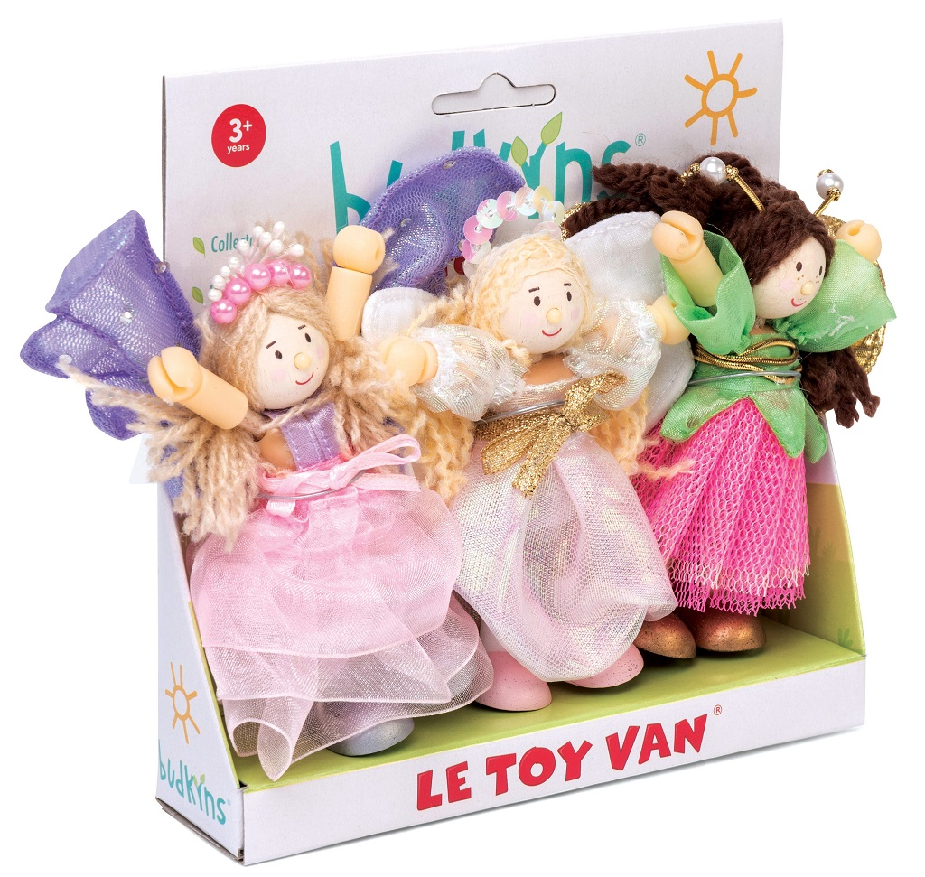 Le Toy Van postavička - Pohádkové víly