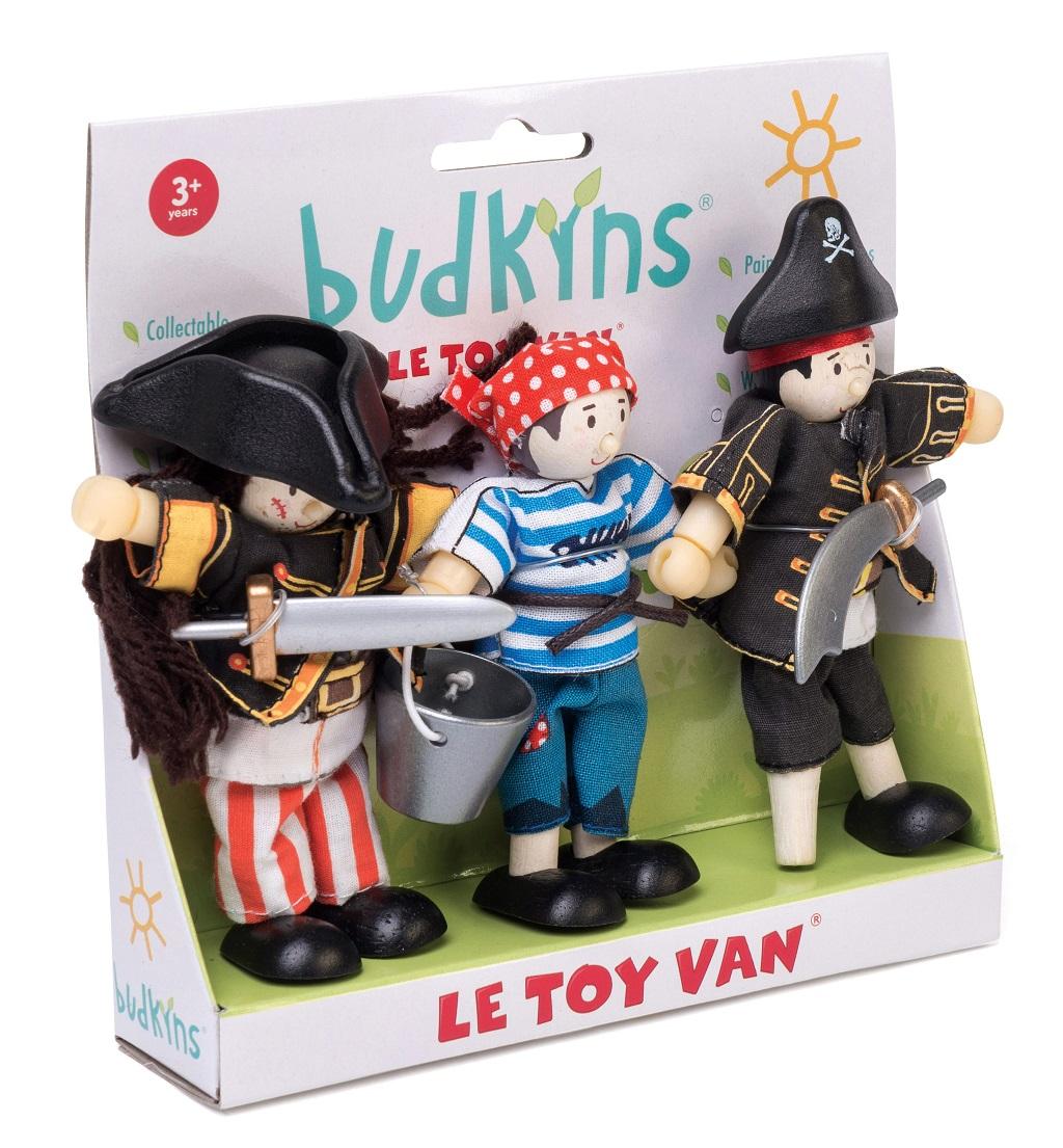 Le Toy Van postavička - Piráti