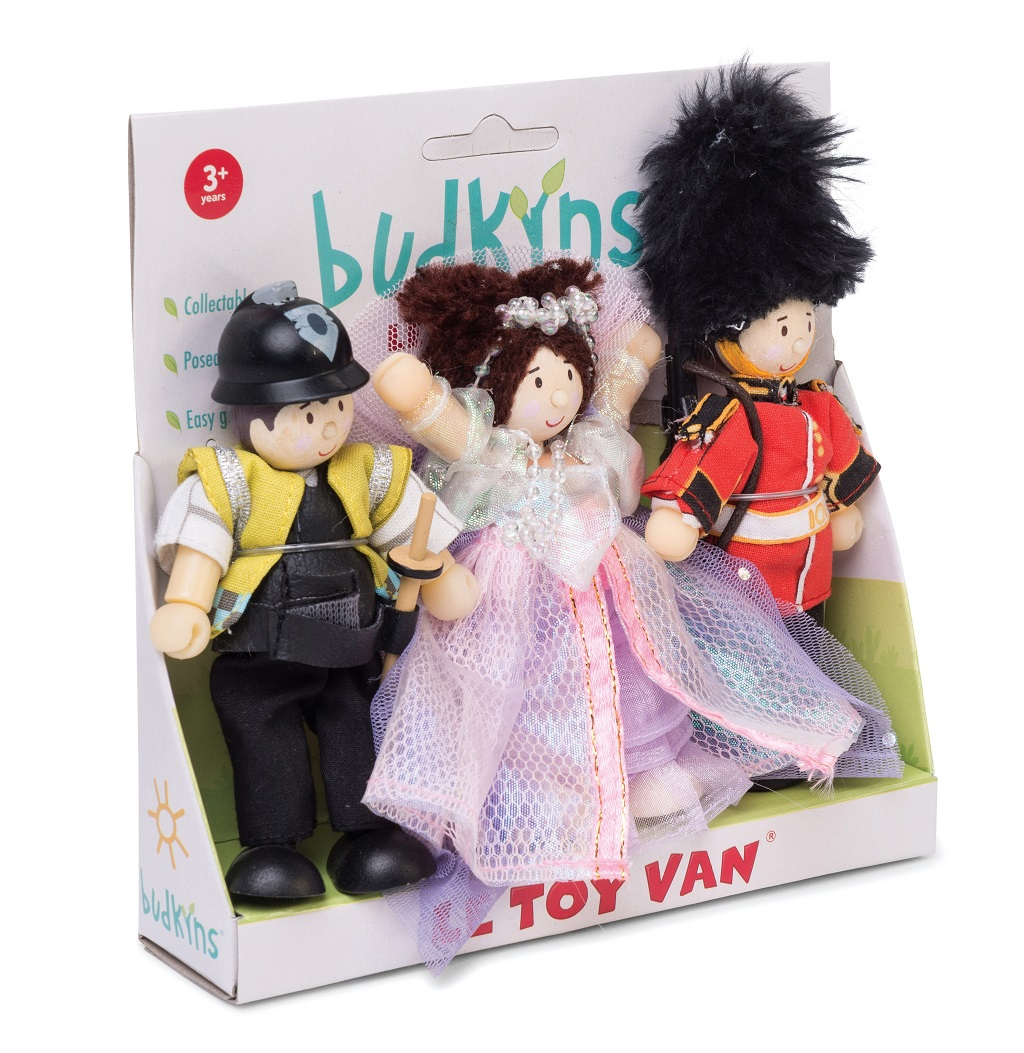 Le Toy Van postavička - Postavy z srdce Londýna