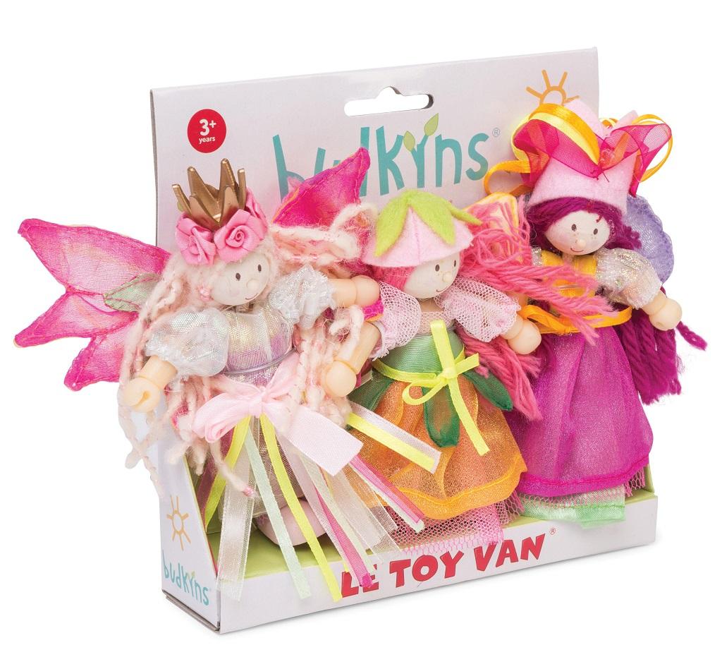 Le Toy Van postavička - Lesní víly