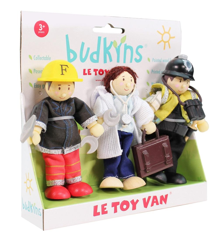 Le Toy Van postavička - Záchranáři