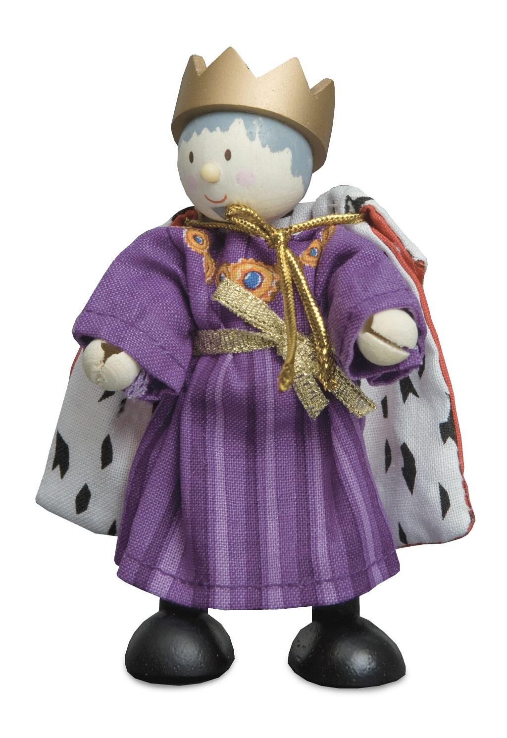 Le Toy Van postavička - Král