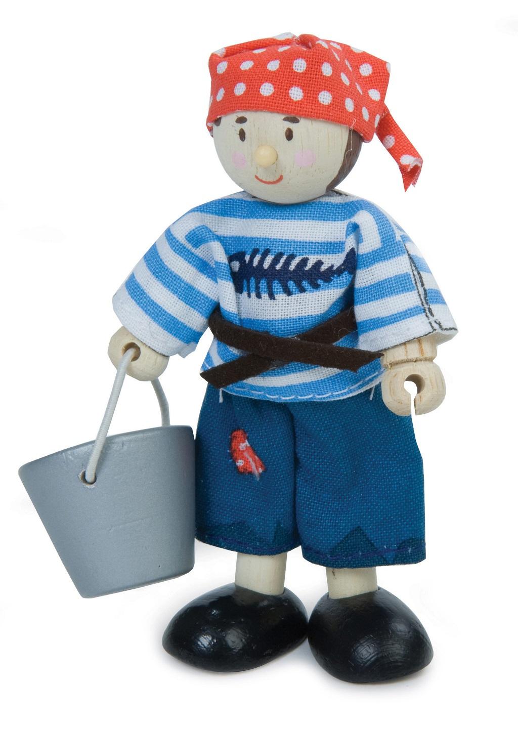 Le Toy Van postavička - Pirát Jacob