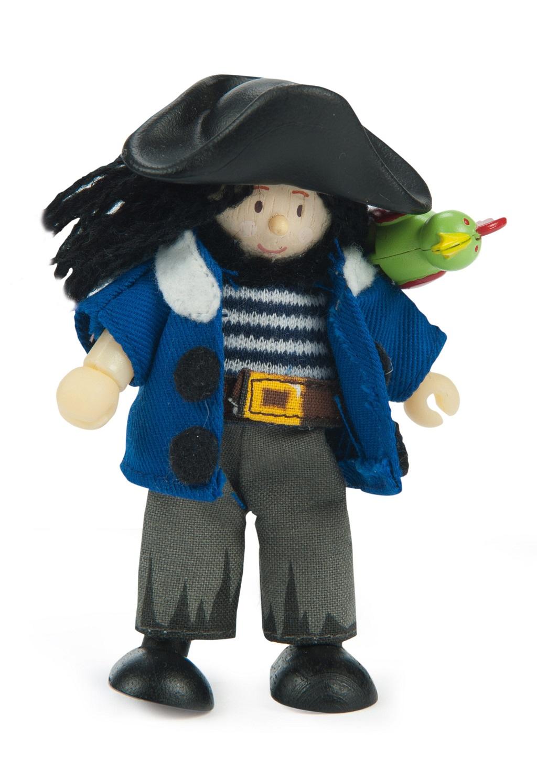 Le Toy Van postavička - Pirát Jolly