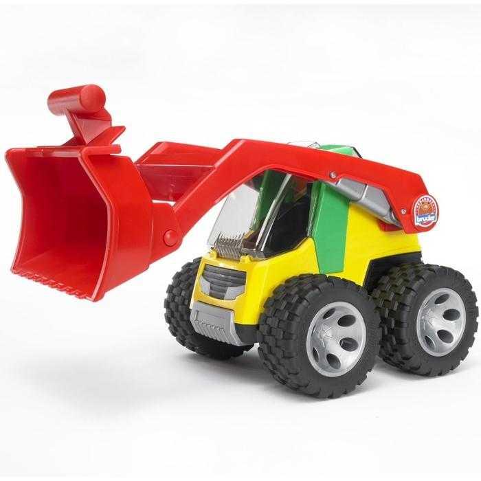 Bruder - Roadmax - Mininakladač