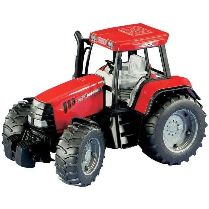 Bruder - Traktor CASE  CVX 170