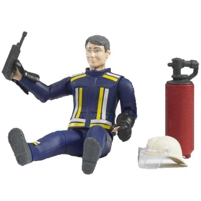 Bruder - Figurka hasič