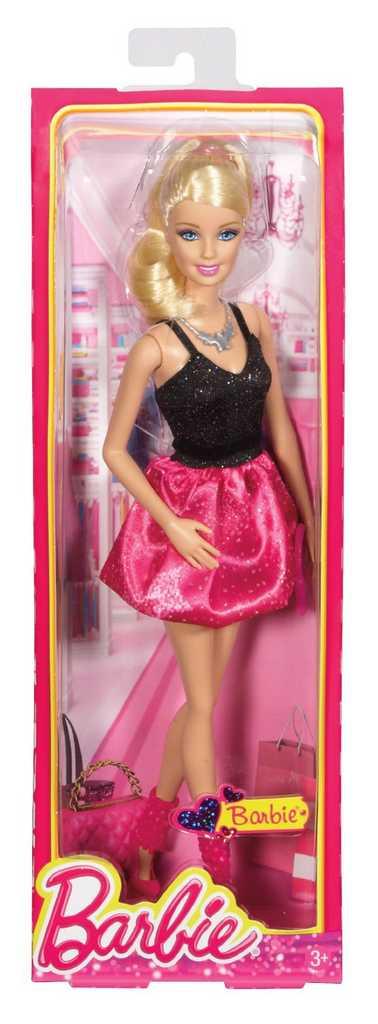 Panenka Barbie Modelka BCN36