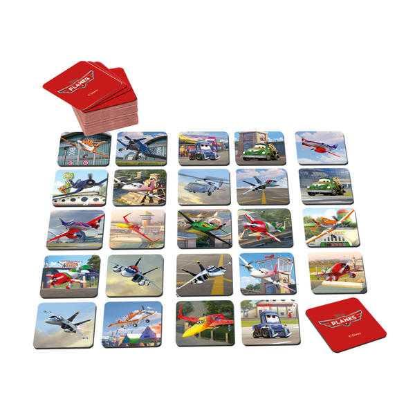 Dětské hry - Pexeso Letadla