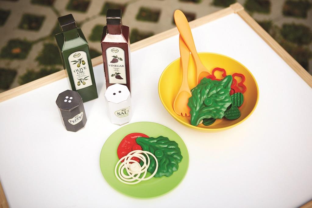 Green Toys - Salát set