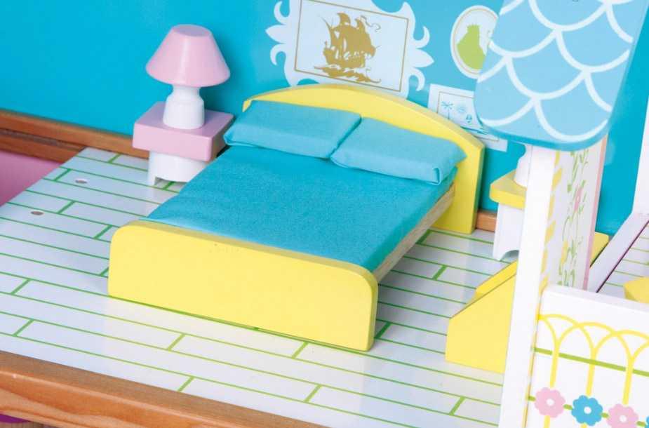 Small Foot Drevený domček pre bábiky Residence