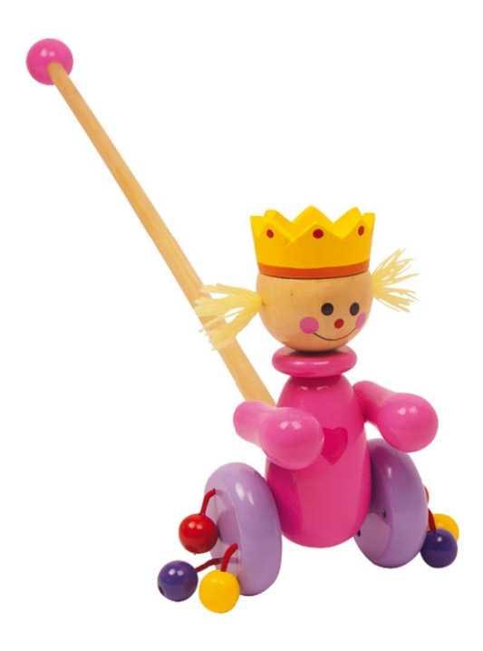 Small Foot Strkadlo Ružová kráľovná
