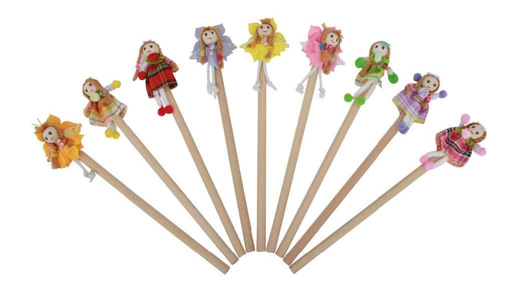 Small Foot Ceruzka - Kvetinové dievčatá