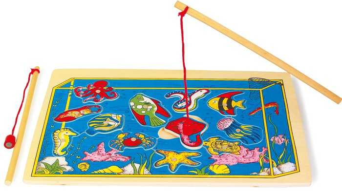 Small Foot Rybárska hra