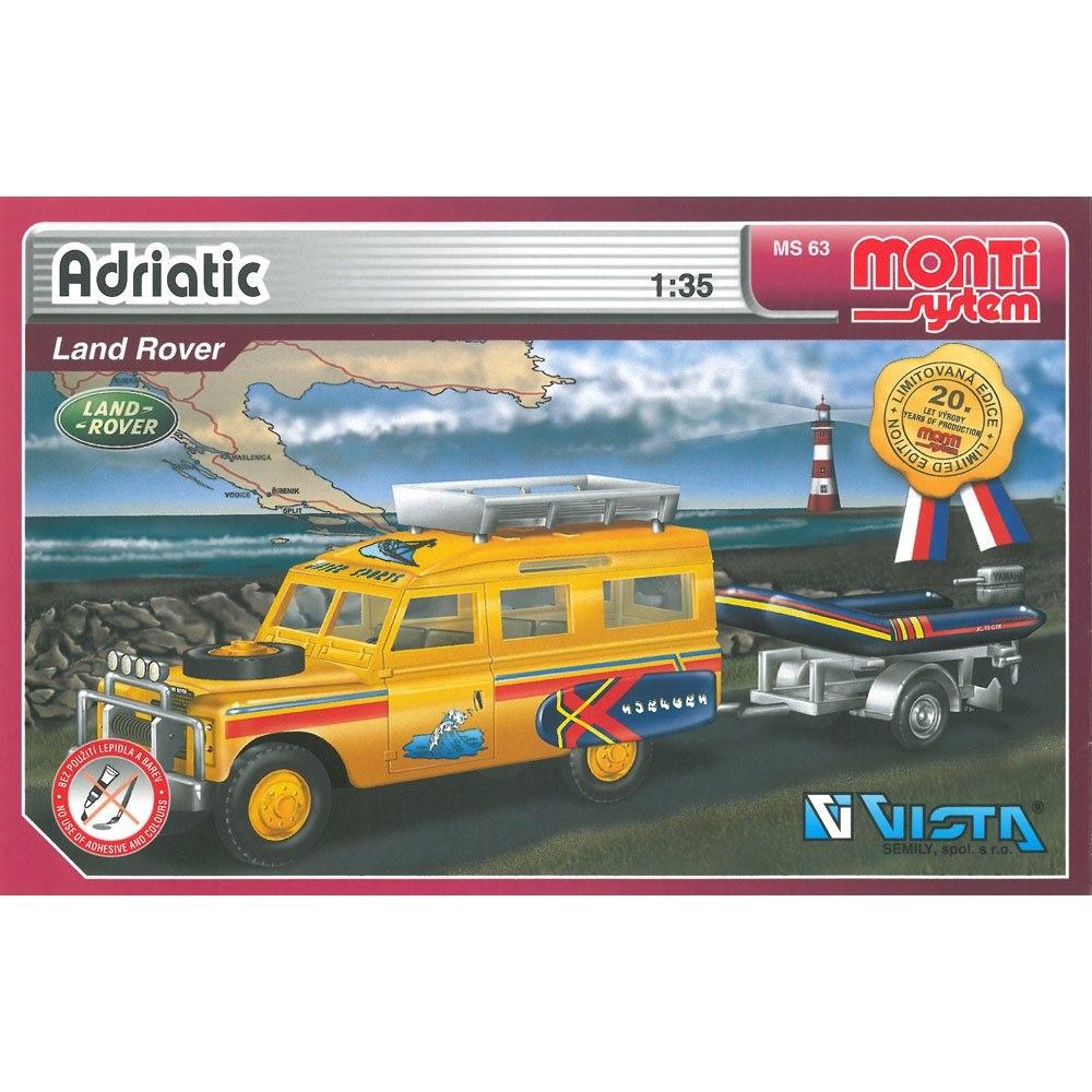 Monti System - MS63 - Adriatic