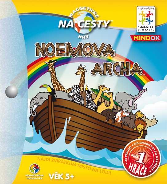 Dětské hlavolamové smart hry - Noemova Archa