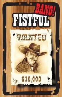 Rodinné karetní hry - Bang! - Fistful