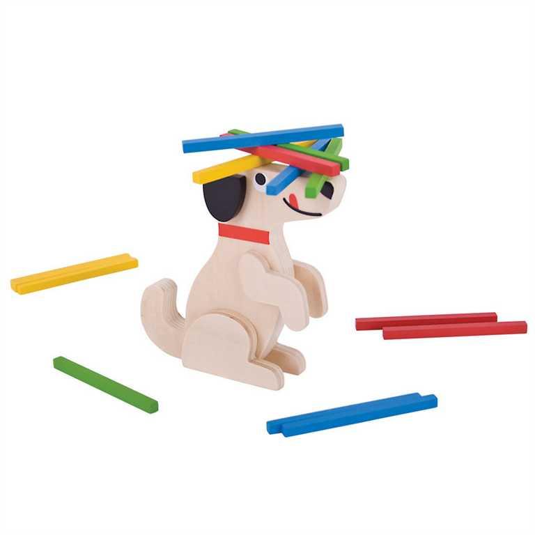 Bigjigs Toys Koľko pes unesie?
