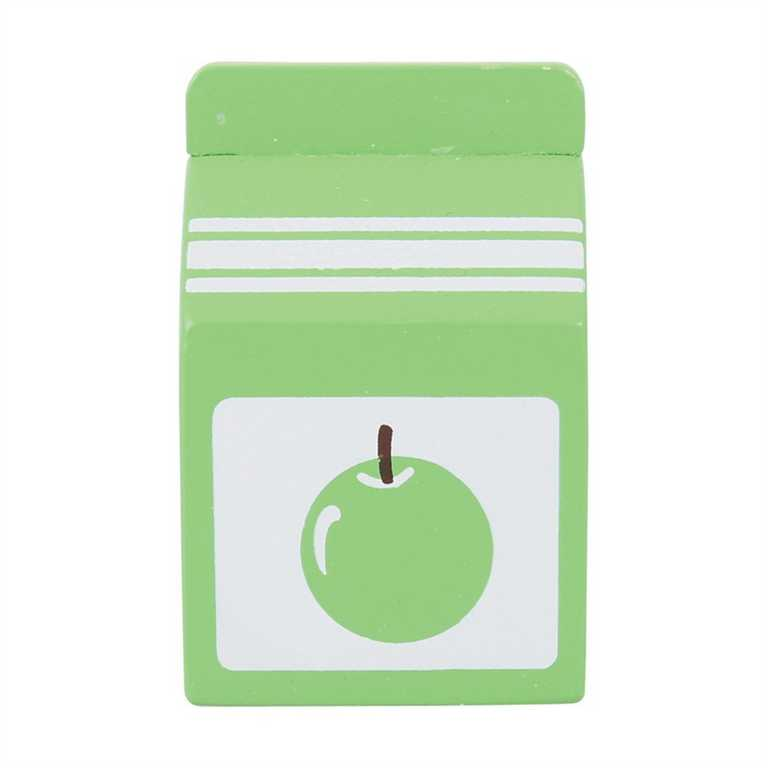 Bigjigs Toys dřevěné potraviny - Jablečný juice 1ks