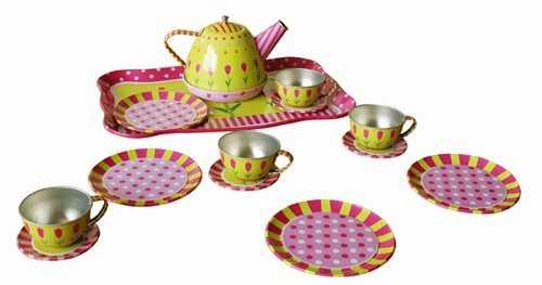 Bino Detský čajový set