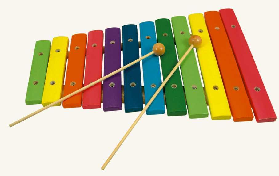 Bino Xylofón 12 tón