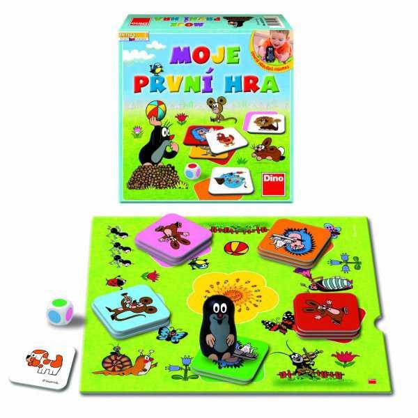 Dětské hry - Krteček - Moje první hra