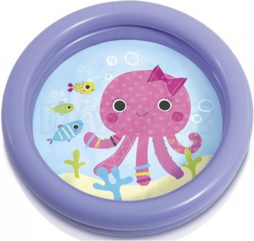 Intex Baby bazén 59409 fialový