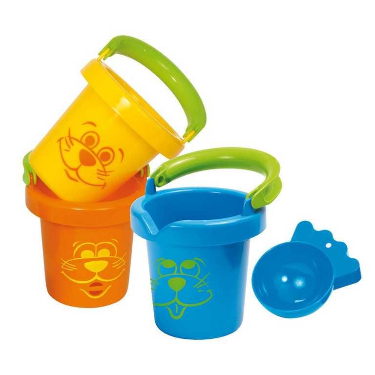 Gowi Set 3 kyblíků na vodu