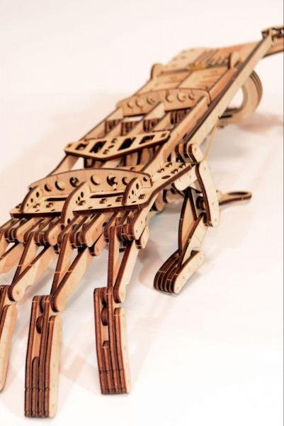 Wood Trick 3D mechanické puzzle - Ruka