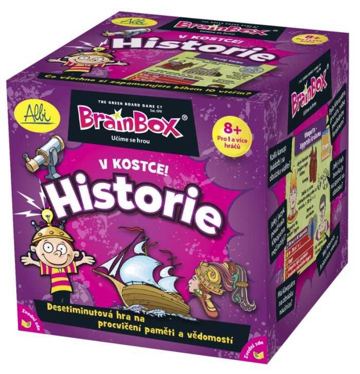 Vzdělávací dětské hry - V kostce! Historie