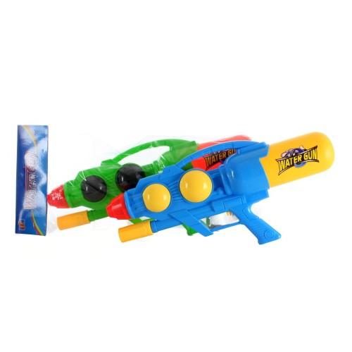 Pistole na vodu velká modrá