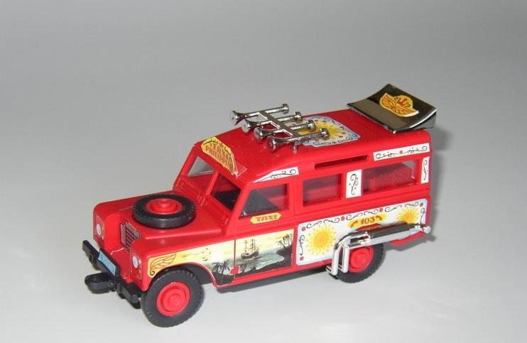 Monti System - MS34 - Taxi Filipi