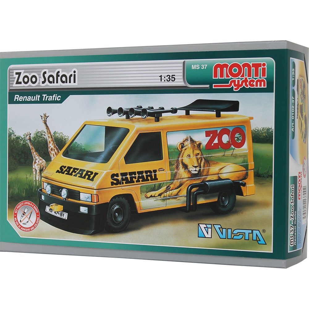 Monti System - MS37 - ZOO Safari