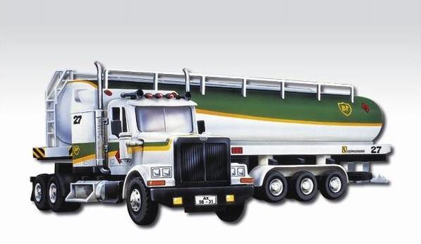 Monti System - MS52 - British Petroleum