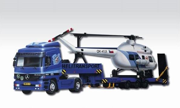 Monti System - MS58 - Helitransport