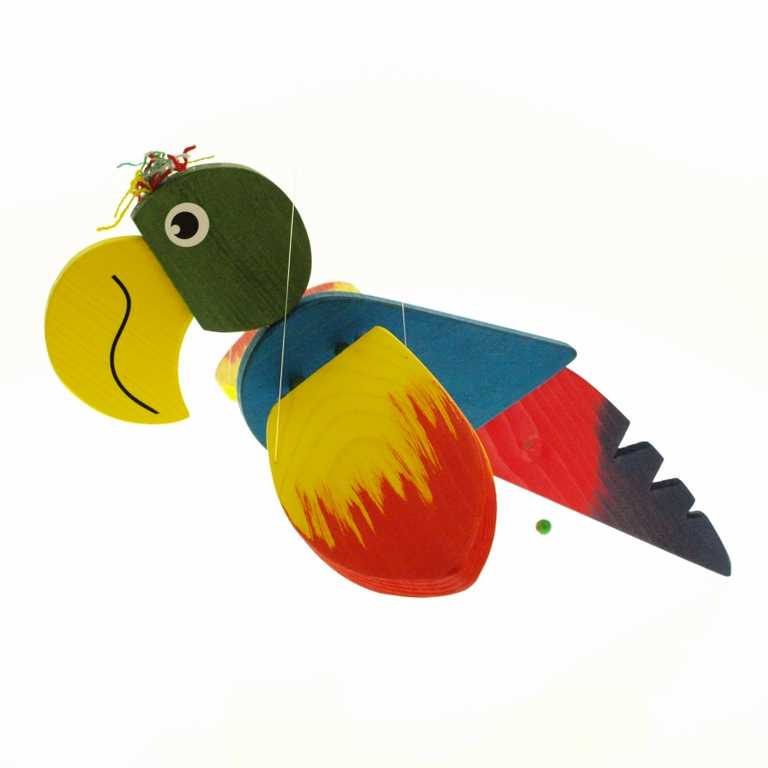 Papoušek velký