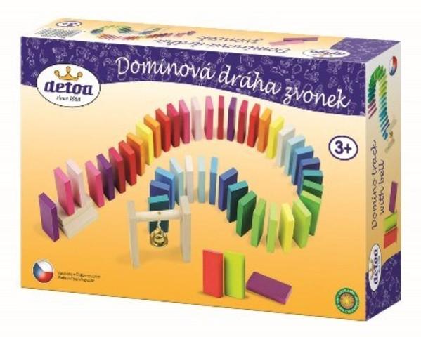 Detoa Dominová dráha zvonek